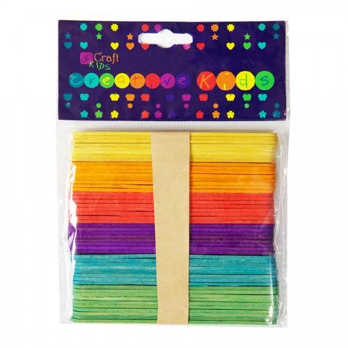 Color Creative  Sticks,50Pcs
