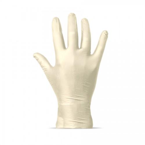 Latex-Glove, Solvent Proof, Size L (1 pcs)
