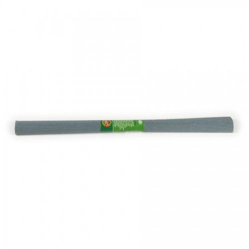 Crepe Paper 2000X500 Mm Grey