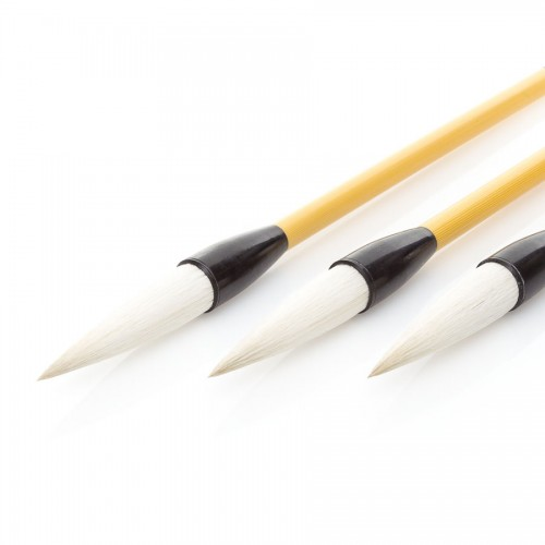 #1 Calligraphy Bamboo Brushes L