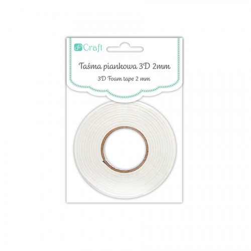Double Side Transparent Tape