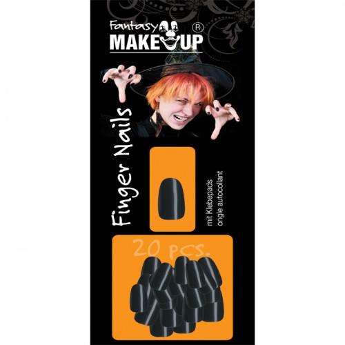 Make UP, HALLOWEEN, Finger Nails