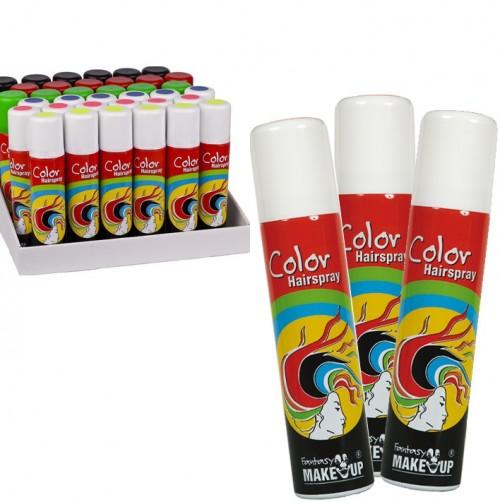 Make UP, HALLOWEEN, Colorhairspray 75Ml