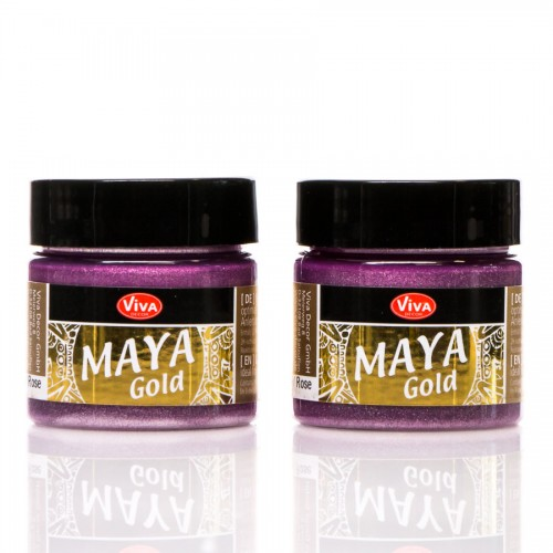 Maya Gold Colors