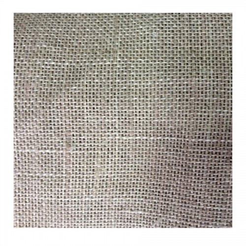 Unprimed Linen Canvas, Rough Grain, Theatrical, Width 2M