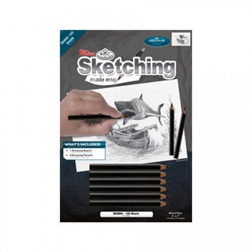 Sketching Shark
