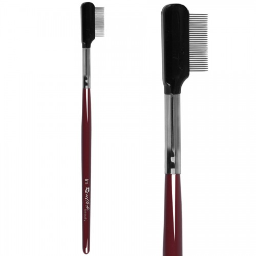 Eyebrow And Eyelashes  Comb -Metal