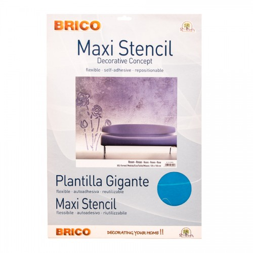 Stencil Med.  B6004,Reusable