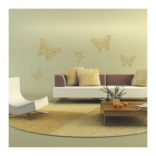 Stencil Med.  B6016,Reusable