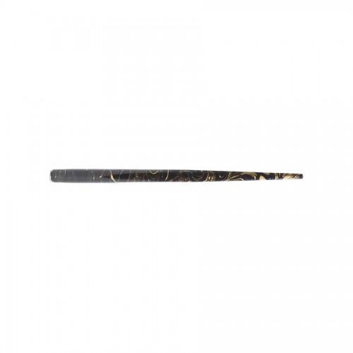 Metallic Marble Black Penholder
