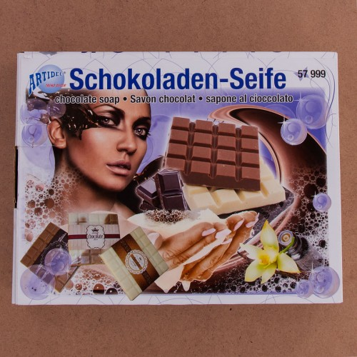 Chocolate-Soap (Soap Caster'S Packet)
