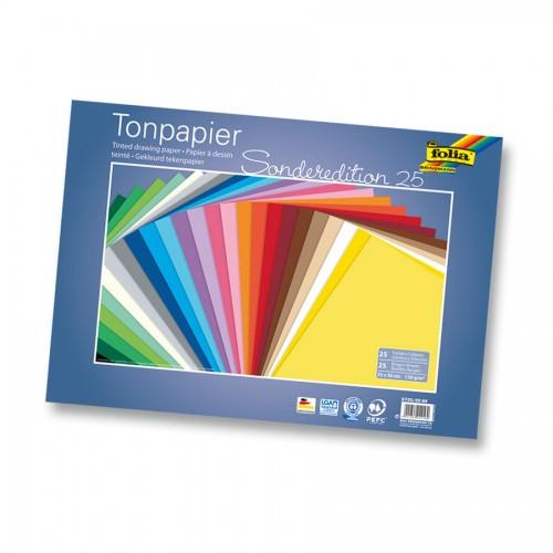 Tintepaper 35X50Cm.130G Folia