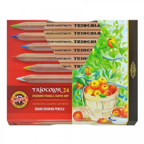 Graphite Pencil 3154024001Ks Triocolor