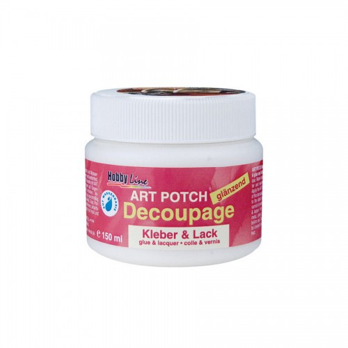 Decoupage Glue, Glossy 150Ml Art Potch, C.Kreul