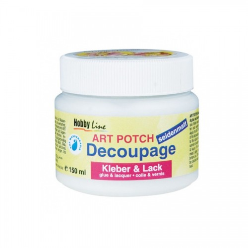 Decoupage Glue, Matt 150Ml Art Potch, C.Kreul