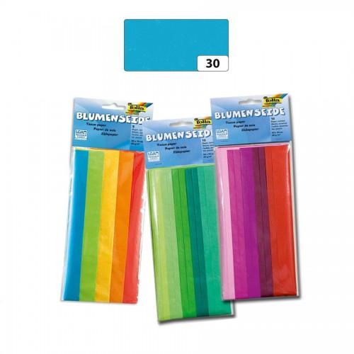Tissue Paper,50X70Cm,5,Blue