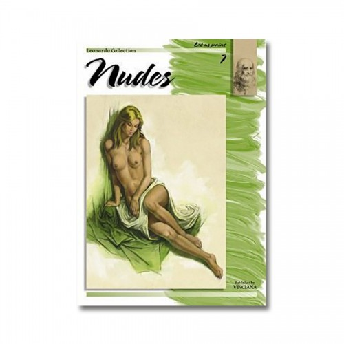 "Books ""Leonardo Collection"", Nr.7 ""Nudes"""