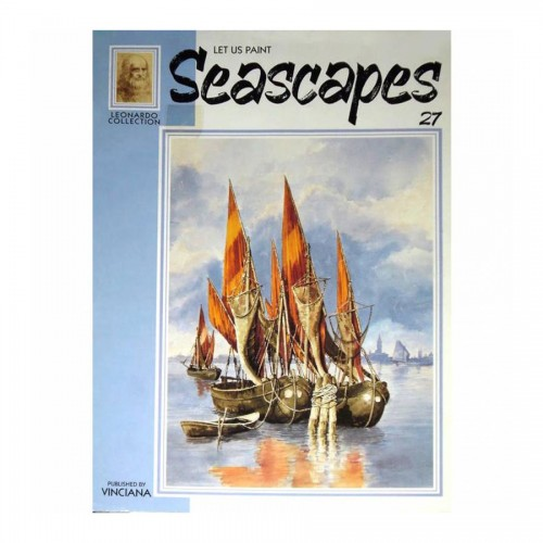 "Books ""Leonardo Collection"", Nr.27 ""Seascape"""