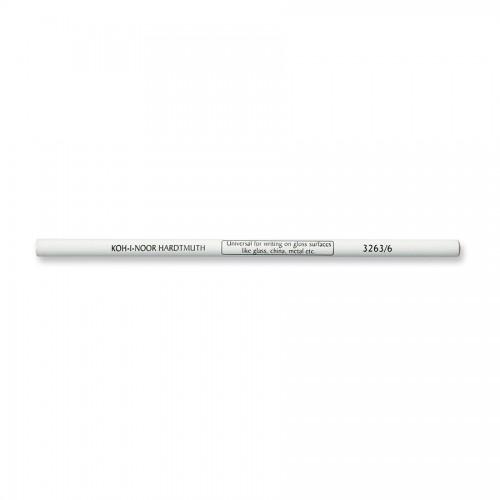 Special Pencil, White, Koh-I-Noor