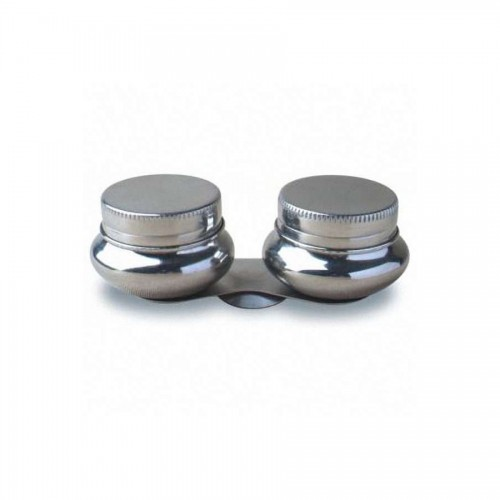 Double Dipper, Stainless Steel, Conda