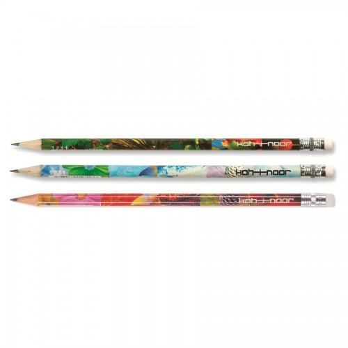 "Graphite Pencils with eraser""""Photo"""