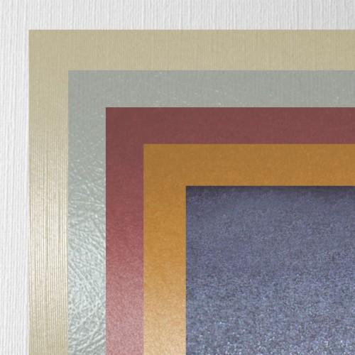 Satin White Paper 50x70cm
