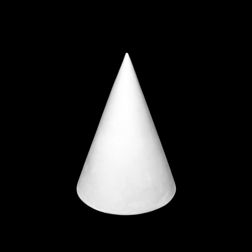 Plaster Cast Cone