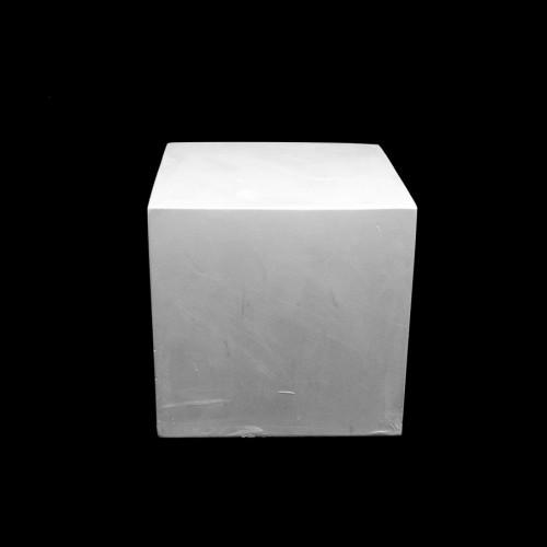 Plaster Cast Cube