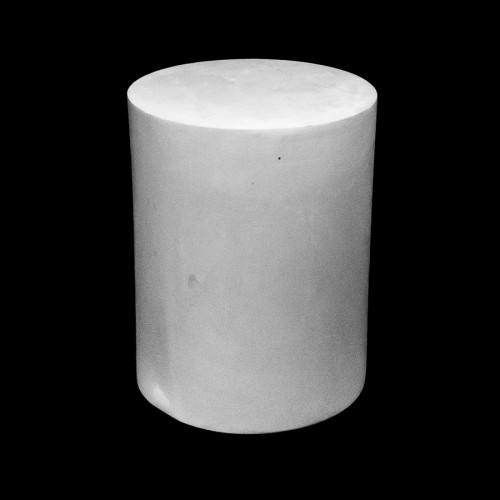Plaster Cast Cylinder