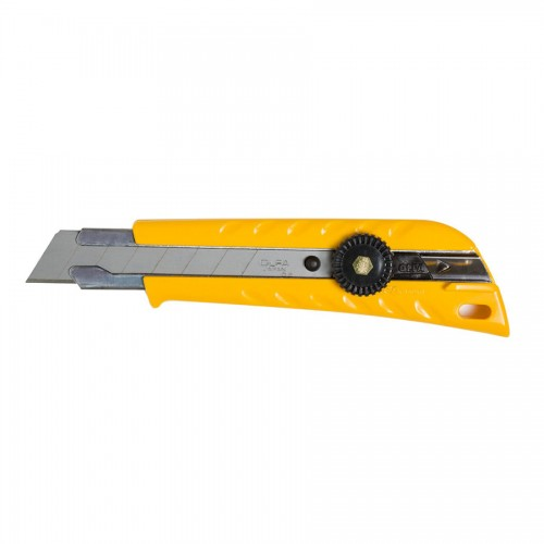 Olfa® Pistol Grip Ratchet-Lock Utility Knife (L-1)