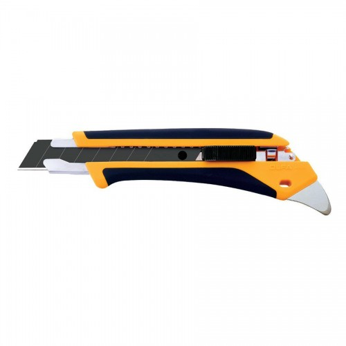 Olfa® Comfortgrip Heavy-Duty Cutter With An Automa