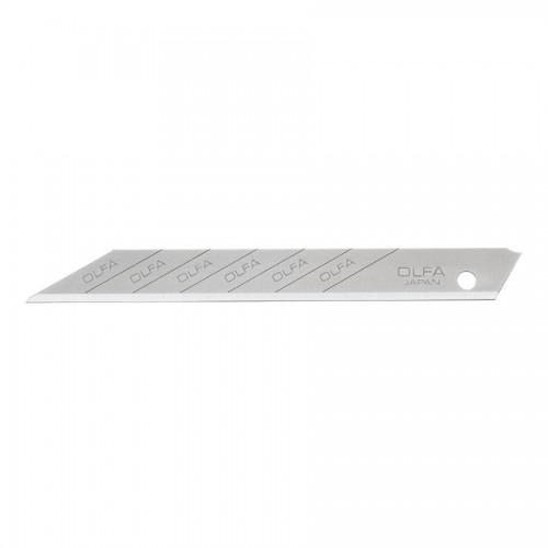 Olfa® Standard Duty Blade. 10 Sharper Angled Blade
