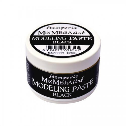 Modelling Paste 150Ml - Black
