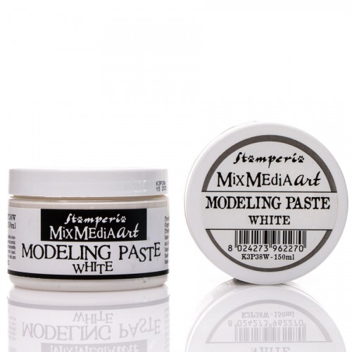 Modelling Paste 150Ml - White