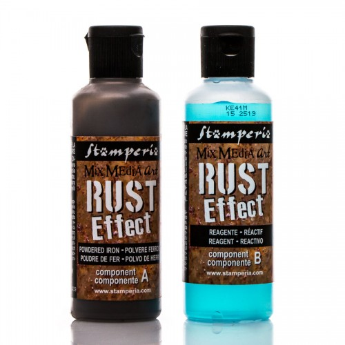 Rust Effect In Blister 80 Ml.