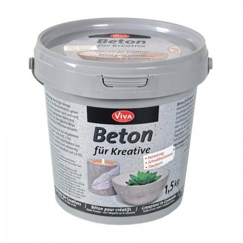 Beton Kreativ.Concrete For Creatives 1,5Kg