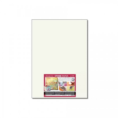 Stone Paper - Washable - Size A3 To Hang - 300 Gr.