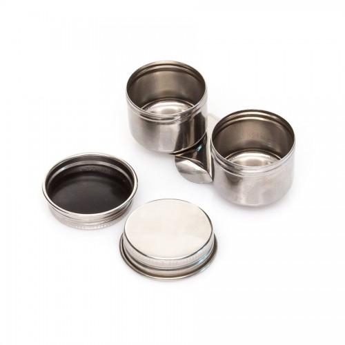 Dipper Double, Stalness Steel, Conda