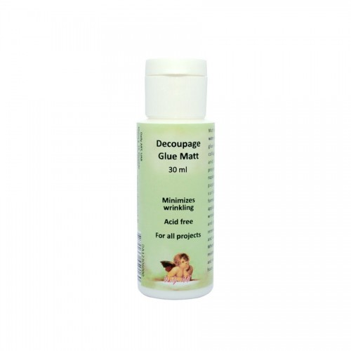 Decoupage Glue Gloss, Bottle 30 Ml