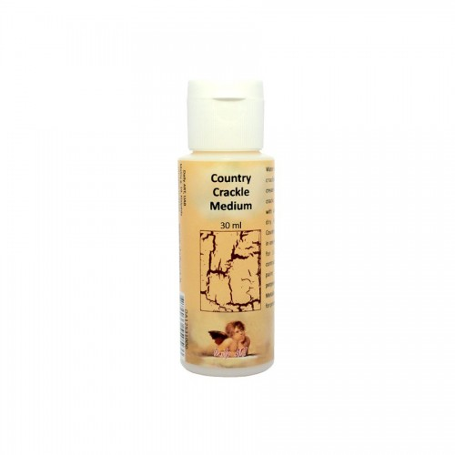 Country Crackle Medium, Bottle 30 Ml