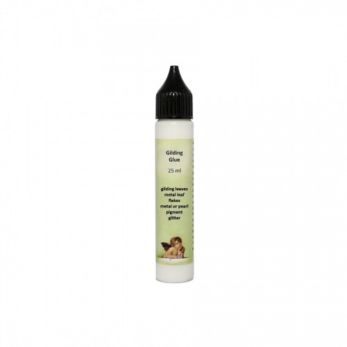 Gilding Glue, Bottle With Fine Applicator 25 Ml