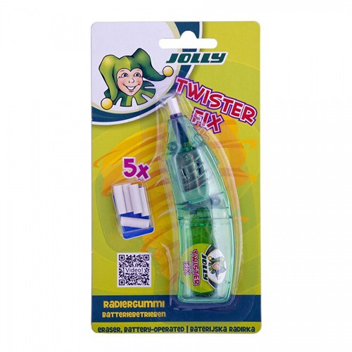 Battery-Operated Eraser