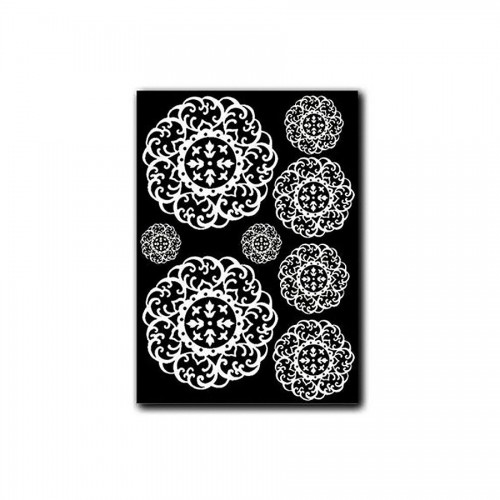 Decotransfer -  A5Size - Doilies