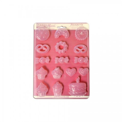 Soft Maxi Mould  - Cookies