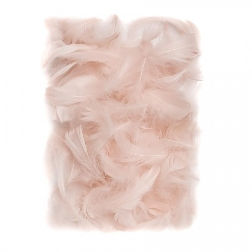 Feathers 5-12 Cm, 10 G Nude