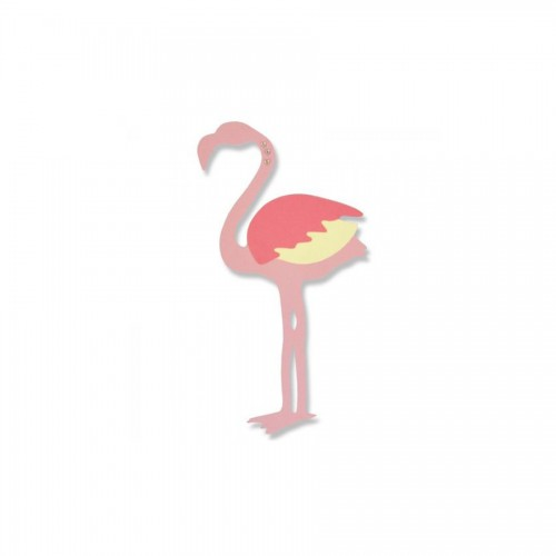 Thinlits Die Set 3Pk Funky Flamingo By Sophie Guil