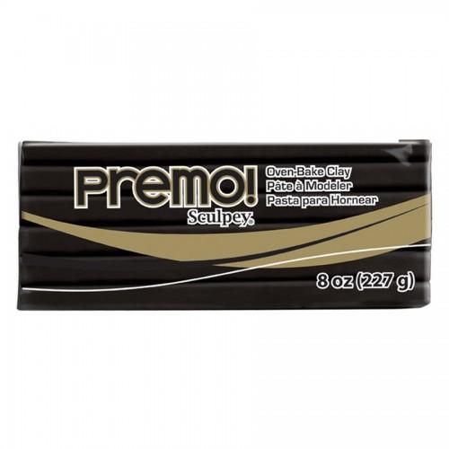 Premo! Sculpey -- Black 227G