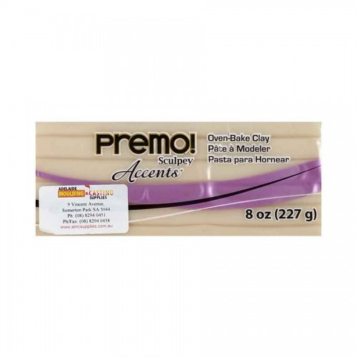 Premo! Sculpey Accents -- Translucent 227G