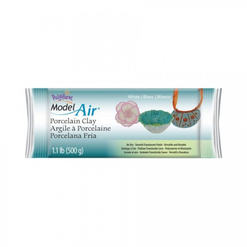 Model Air Porcelain Clay,499G