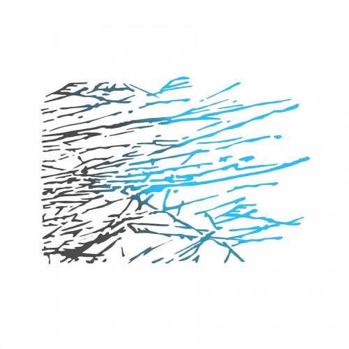 Stencil D  Cm. 20X15 Branches